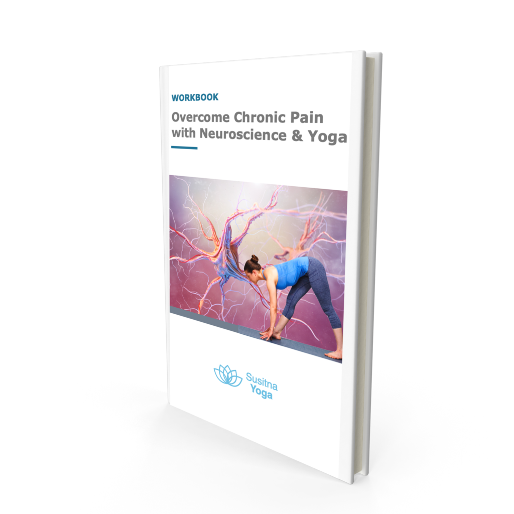 workbook for overcoming chronic pain