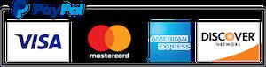 Paypal Checkout Logos
